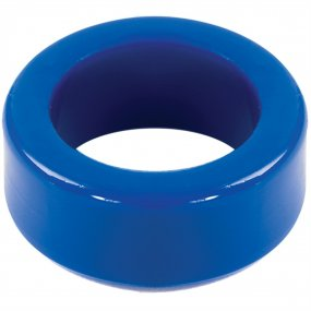 Titanmen Tools - Cock Ring - Blue 1 Product Image