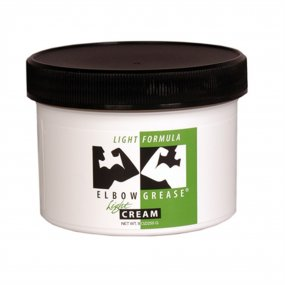 Elbow Grease Light Cream - 9 oz. 1 Product Image