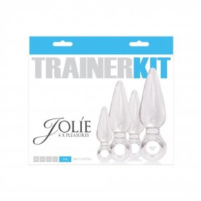 Jolie - 4pc Trainer Kit - Clear 2 Product Image