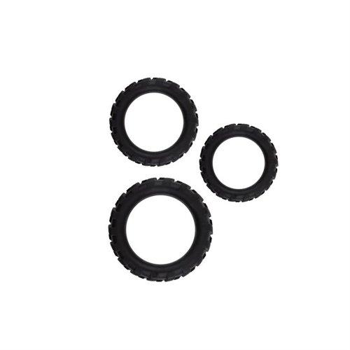 Renegade: Endurance Rings - Black 1 Product Image