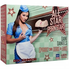 All Star Porn Stars - Dani Daniels - Pussy With Bush And Ass 2 Product Image