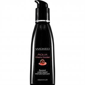 Wicked Aqua Cherry Cordial - 4 oz. 1 Product Image