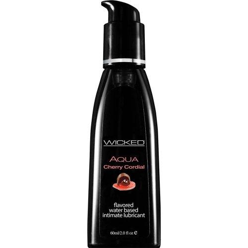 Wicked Aqua Cherry Cordial - 2 oz. 1 Product Image