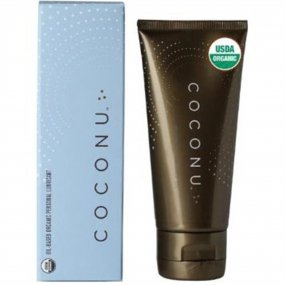 Coconu Oil-Based Organic Lubricant - 3 oz. 1 Product Image