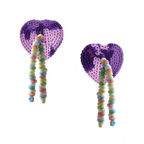 Lovers Candy Nipple Tassels - Box of 2 1 Product Image