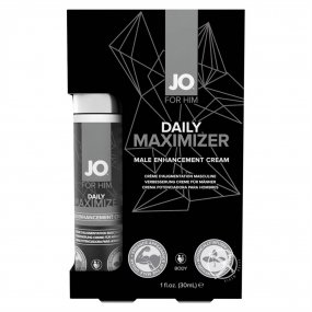 Jo Daily Maximizer Male Enhancement Cream - 1 oz. 1 Product Image