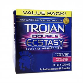 Trojan Double Ecstasy - 24 pack 1 Product Image