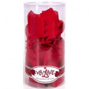 With Love Rose Scented Silk Petals 1 Product Image