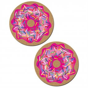 Pastease Pink Donut with Sprinkles 2 Product Image