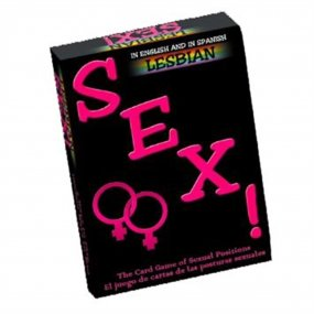 Lesbian Sex! The Card Game 2 Product Image