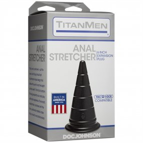 "TitanMen: Anal Stretcher 6"" Expansion Plug 2 Product Image"