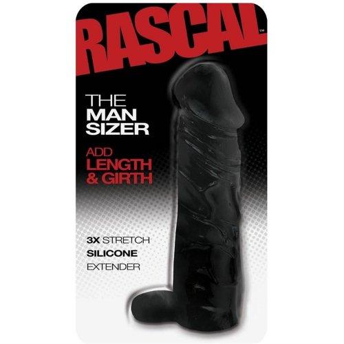 Rascal: The ManSizer - Black 2 Product Image