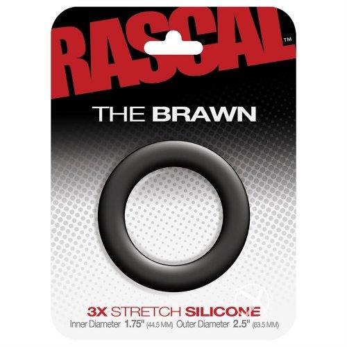Rascal: The Brawn - Black 1 Product Image