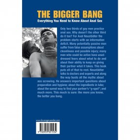 The Bigger Bang: Everything You Need to Know About Anal Sex 2 Product Image