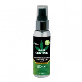 Higher Control Male Climax Gel With Hemp - 2oz 1 Product Image
