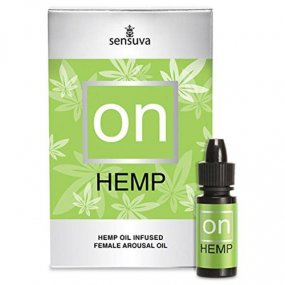 On: Hemp Oil For Her - 5ml 1 Product Image