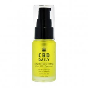 Earthly Body CBD Daily Soothing Serum Oil Treatment - 20ml 1 Product Image