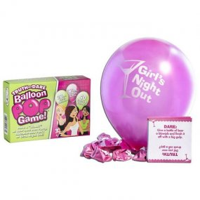 Truth Or Dare Balloon Pop Game 1 Product Image
