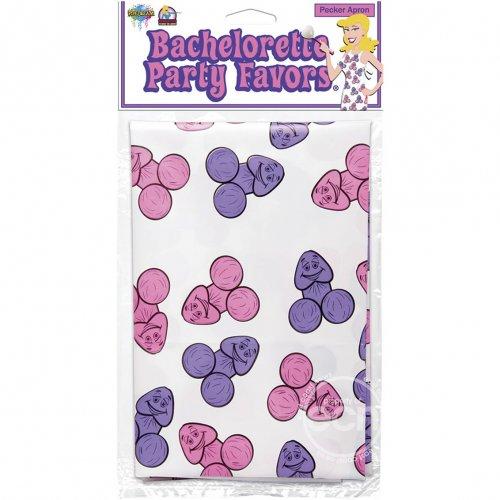 Bachelorette Party Favors Pecker Apron 1 Product Image