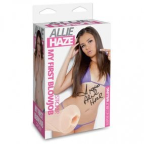 Allie Haze My 1st Blowjob Stroker 2 Product Image