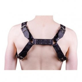 Rouge O T H-Front Harness - Medium - Black 2 Product Image