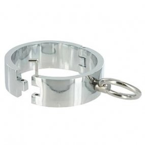 Master Series: Chrome Slave Bracelet - Small 2 Product Image