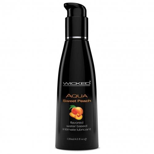 Wicked Aqua Sweet Peach - 4 oz. 1 Product Image