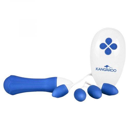 Kangaroo - Budz - Blue 1 Product Image