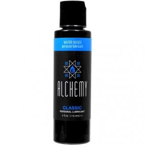 Alchemy Classic Water Based Lube - 4oz 1 Product Image