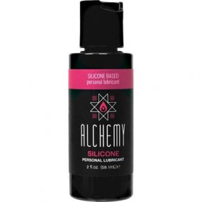 Alchemy Silicone Based Lube - 2oz. 1 Product Image