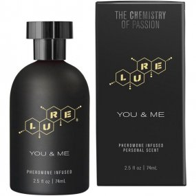 Lure Black Label You & Me - Pheromone Infused Personal Scent - 2.5 fl oz 1 Product Image