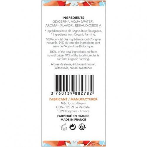 EXSENS of Paris Organic Massage Oil - White Peach 2 Product Image