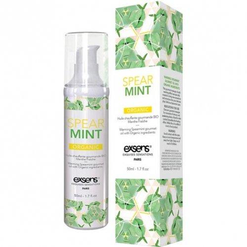 EXSENS of Paris Organic Massage Oil - Spearmint 1 Product Image