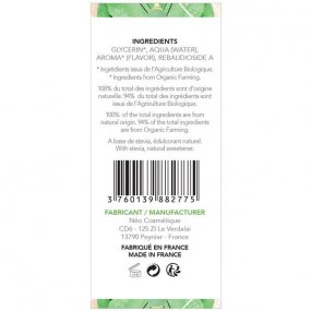 EXSENS of Paris Organic Massage Oil - Spearmint 2 Product Image