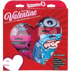 Screaming O - Sexy Valentines Box O Tricks 2 Product Image