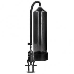 Pumped: Deluxe Beginner Pump - Black 1 Product Image