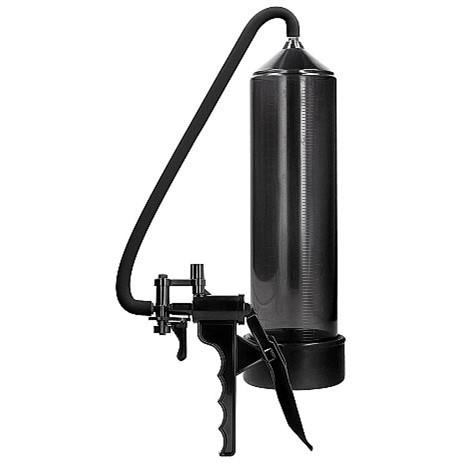 Pumped: Elite Beginner Pump - Black 1 Product Image