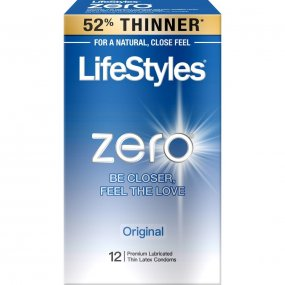 LifeStyles Zero - 12 Pack 1 Product Image