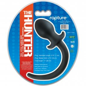 The Hunter Silicone Puppy Tail - Intermediate 2 Product Image