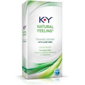 K-Y Natural Feeling with Aloe Vera - 1.69oz 1 Product Image