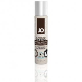 Jo Silicone Free Hybrid Lubricant with Cooling Coconut - 1oz 1 Product Image