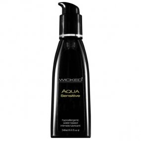 Wicked Aqua Sensitive - 8 oz.  1 Product Image