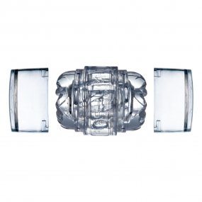 Fleshlight Quickshot Vantage Value Pack - Clear 2 Product Image