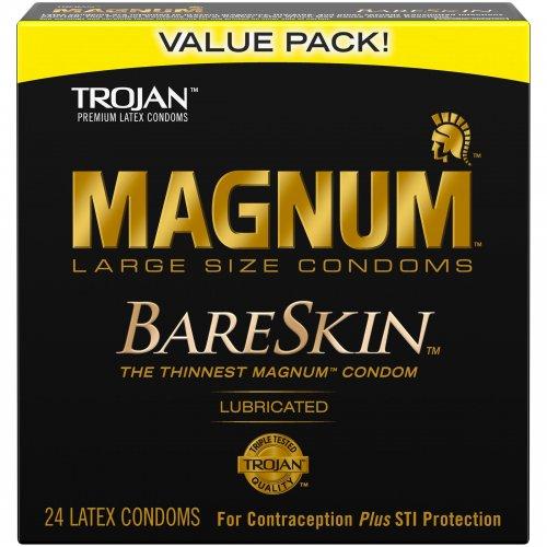 Trojan Magnum Bareskin - 24 Pack 1 Product Image