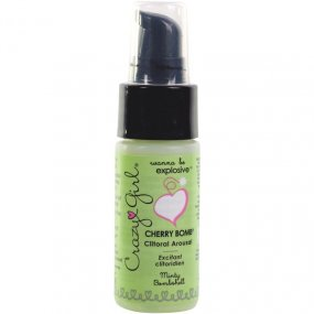 Crazy Girl Cherry Bomb Clit Arousaler - Minty Bombshell - 1oz 1 Product Image