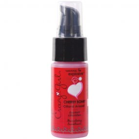Crazy Girl Cherry Bomb Clit Arousaler - Strawberry Sweetheart - 1oz 1 Product Image