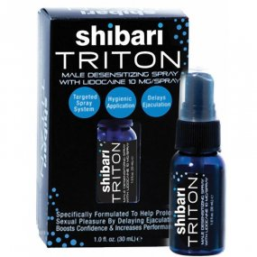 Shibari Triton Male Desensitizing Spray - 1oz 1 Product Image