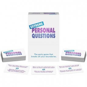 Extreme Personal Questions Game 1 Product Image