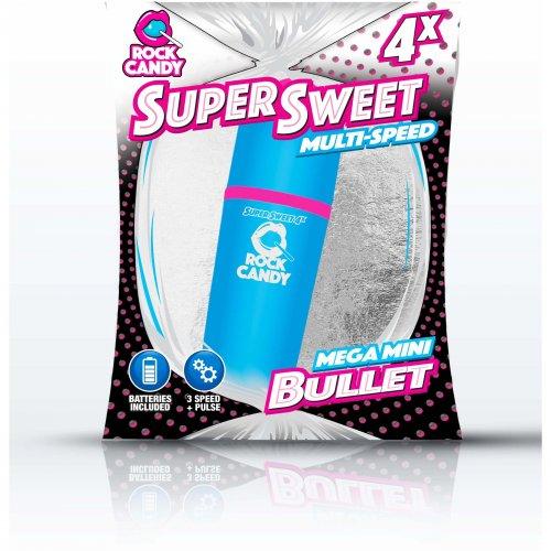 Super Speed Multi-Speed Bullet - Blue 2 Product Image