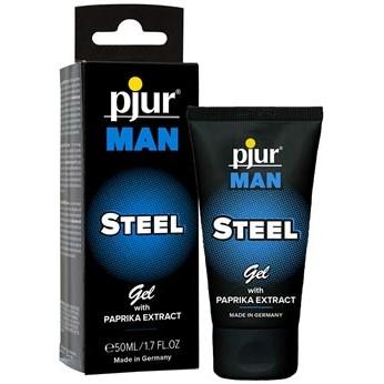 Pjur Man Steel Gel - 1.7oz 1 Product Image